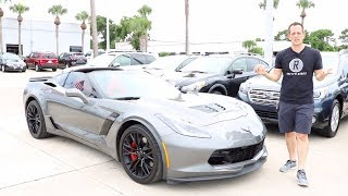 Is it a BAD IDEA to buy a USED 2016 C7 Corvette Z06? - Raiti's Rides