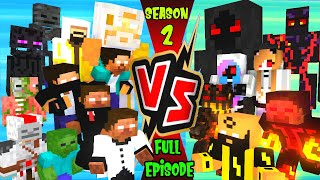 Download Monster School SEASON 2 FULL EPISODE UDONBRINE SERIES THE MOVIE - Minecraft Animations Mp3 and Videos