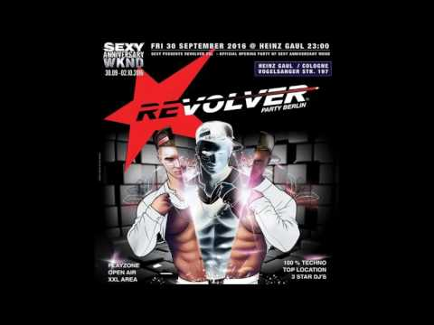Revolver Party Cologne 1st Anniversary - Podcast by Alejandr