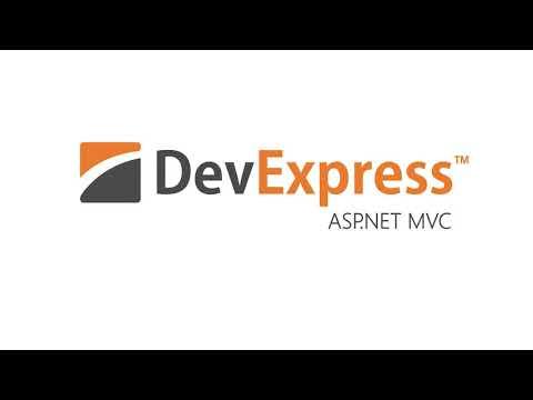 DevExpress ASP NET MVC: Data Grid - YouTube