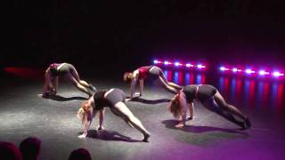 NCC Dance Minor - Lady Marmalade Moulin Rouge Christina Aguilera Lil
