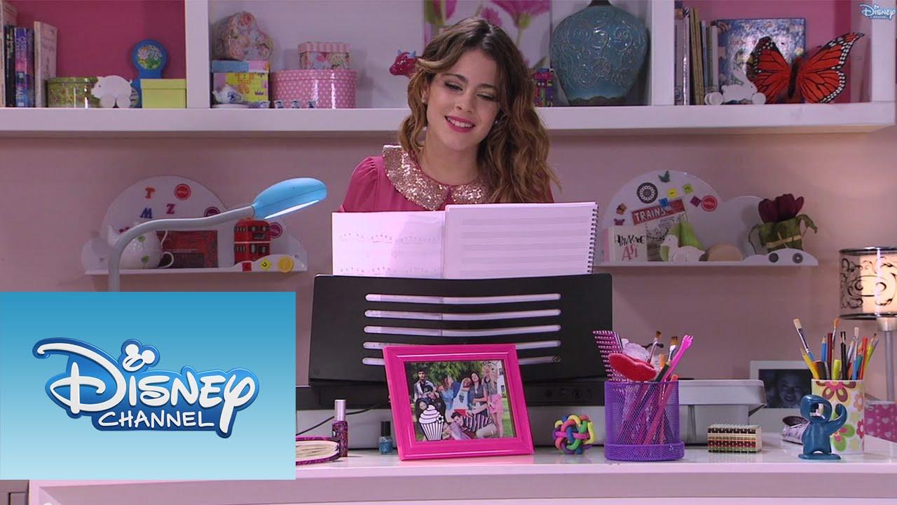 Violetta: Vilu canta ¨Soy mi mejor momento¨ (Ep 79 Temp 2 ...