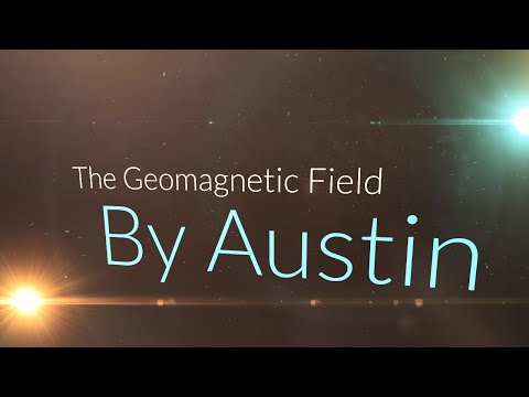 The Geomagnetic Field