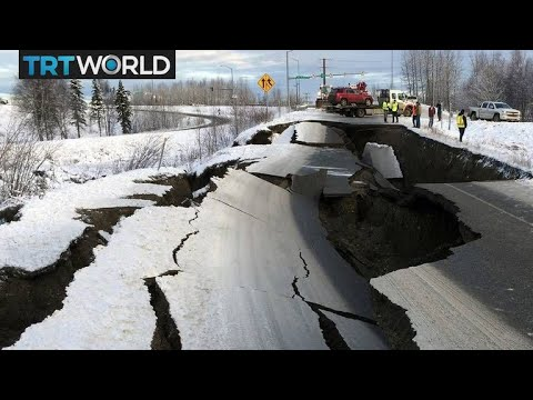 Alaska Earthquake: Magnitude-7 quake hits noth of Anchorage