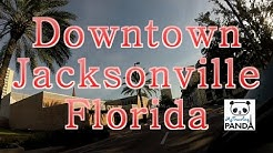 RV Living Vlog: Driving Through Downtown Jacksonville Florida
