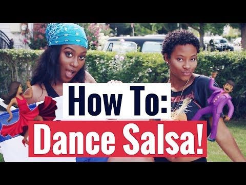 How To: Dance Salsa Beginner Friendly!