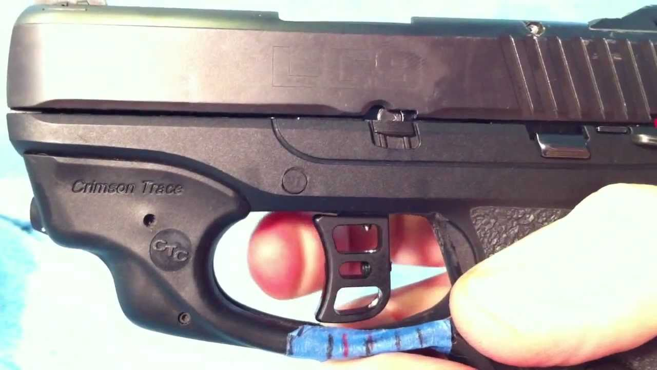 Rtk Tactical Trigger Review For Ruger Lc9 With Galloway