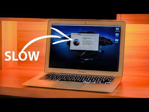 MacBook Air On MacOS Catalina Is Too Slow | TechFlip25 🧐