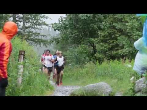 40km - Résumé global en images - Marathon du Mont-Blanc 2014