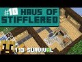 Building the Tree & Podzol Farm 🌲 Ep. #10 Haus of Stifflered - Let's Play 1.13 Minecraft Survival