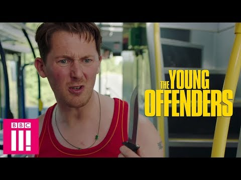 The Hostage Taker With The Unusual Request   The Young Offenders