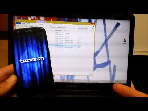 How to Root Motorola Moto G (1st Gen)
