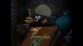 Pinocchio   Quand on prie la bonne étoile début