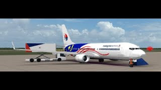 [ROBLOX] Malaysia Airlines Flight (FA Perspective) WORKING!