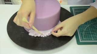 Декорирование торта. Урок 4(, 2013-11-18T14:43:24.000Z)