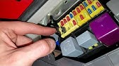 Fuse Box Location And Diagrams Chevrolet Aveo 2003 2006 Youtube