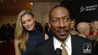 Eddie Murphy At Hollywood Film Awards 2016