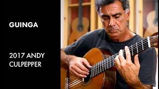 """""""Picotado"""" - Guinga plays 2017 Andy Culpepper"""