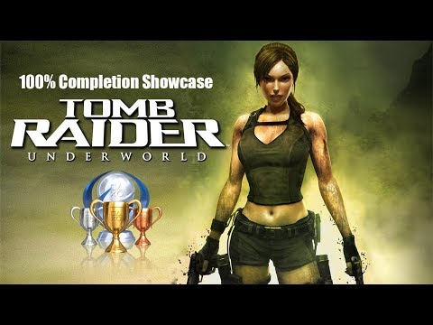 Tomb Raider: Underworld - All Outfits (PS3)