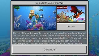 New Aquatic Update out