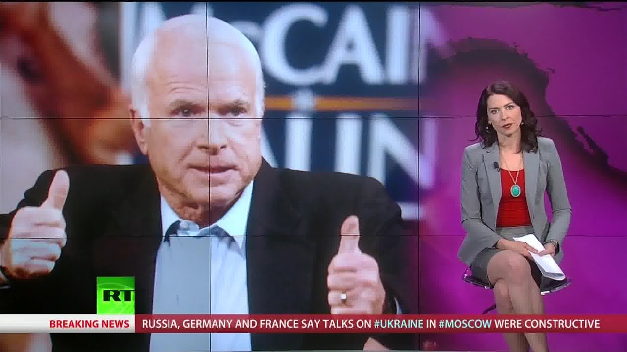 McCain's legacy one for history