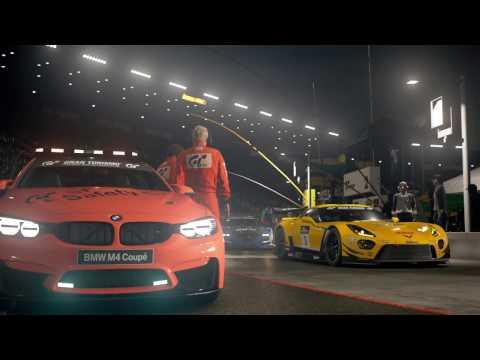 Gran Turismo Sport – Tráiler PlayStation Experience 2016