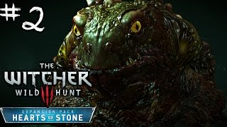 MASSIVE TOAD - The Witcher 3 Hearts of Stone DLC Playthrough Part 2