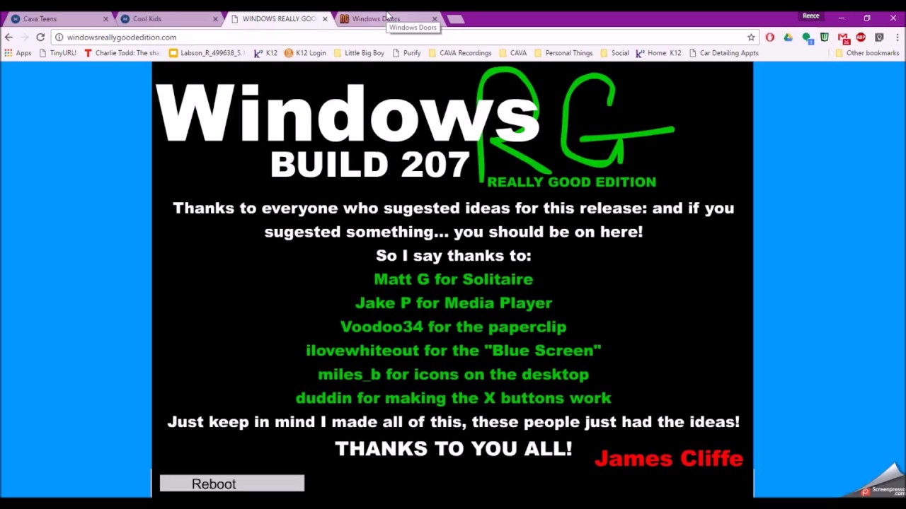 Windows rg edition - Windows Rg And Windows Doors