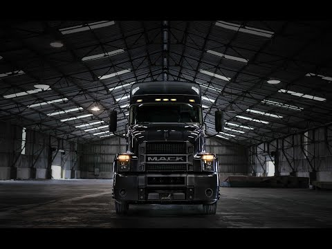 Introducing the Limited Edition Mack Black Anthem