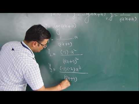 How to Find nth Derivative of Any Function - Engineering Mathematics - I