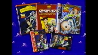 TOY STORY VIDEO GAME COMMERCIAL [VHS] 2002