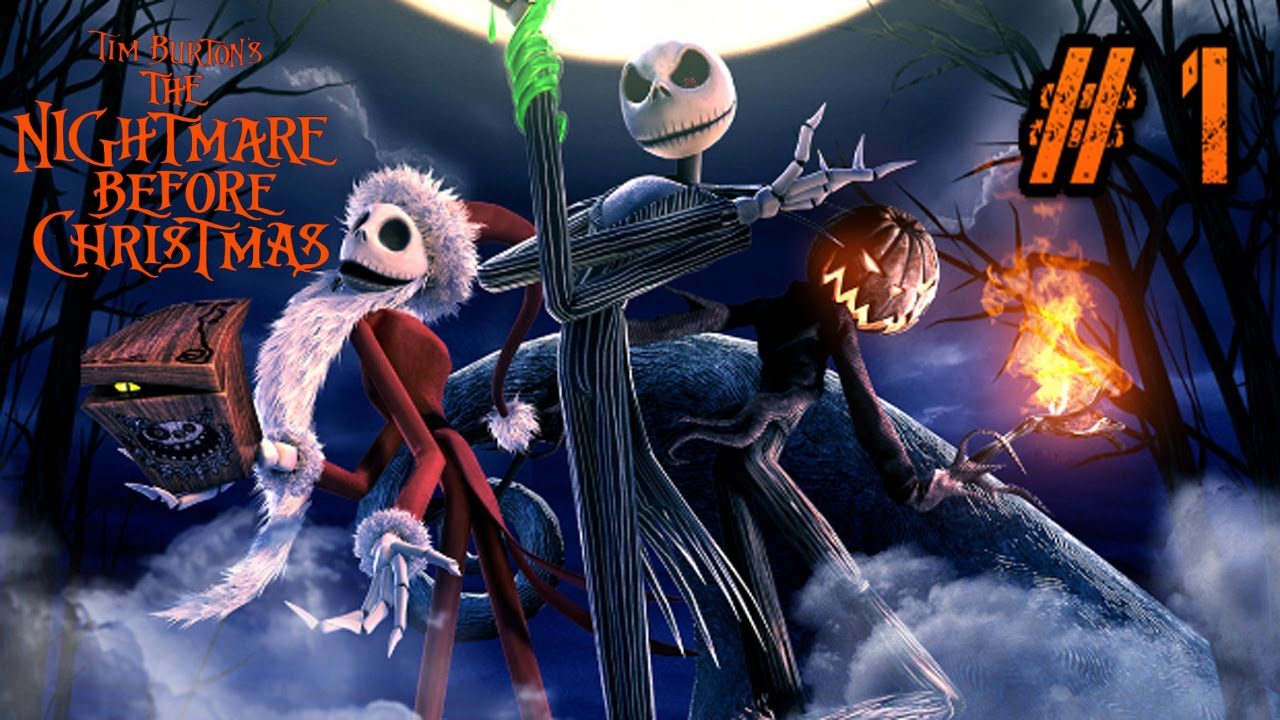 Let\'s Play: The Nightmare Before Christmas: Oogie\'s Revenge: Part 1 ...