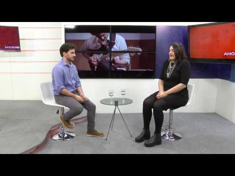 AHORA TV | Entrevista con Florencia Suksdorf