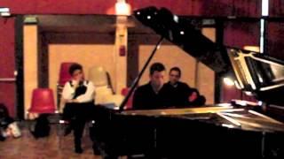 """Improvisation Piano : introduction + thème """"Au Clair de La Lune"""""""