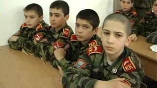уроки мужества в кадетском корпусе
