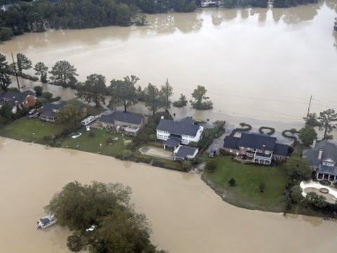 Raw: Aerial Tour Shows S.C. Flooding Damage