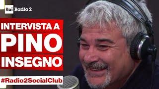 Pino Insegno Ospite A Radio2 Social Club