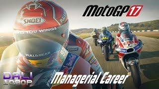 MotoGP™17 Managerial Career PC Gameplay 1080p 60fps