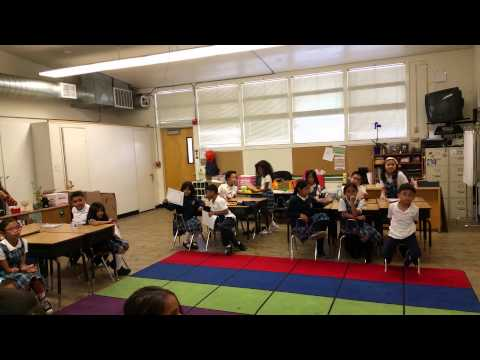 Saint clement school 2nd grade