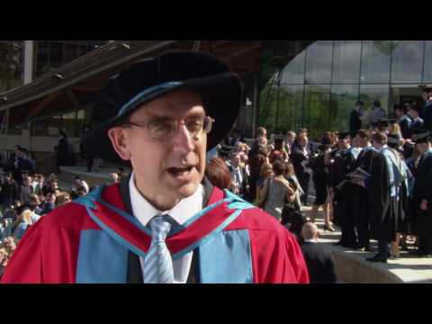 John Pullinger - Honorary Graduate interview