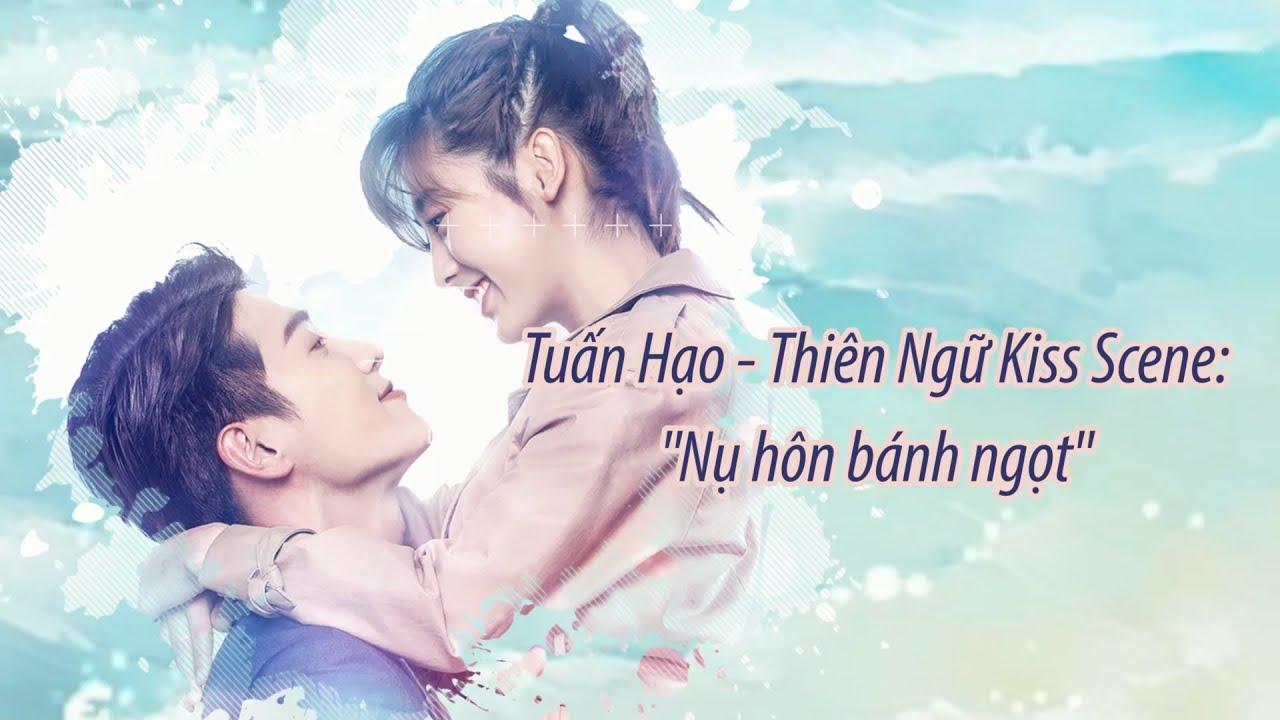 Tổng hợp cảnh hôn ngọt ngào của Thiên Ngữ và Tuấn Hạo 😘 | Quên Em Không Quên Tình Ta | WeTV Vietnam