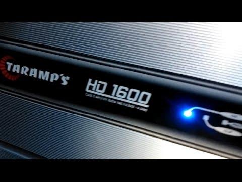 Taramps Hd 1600 Módulo Amplificador + DD