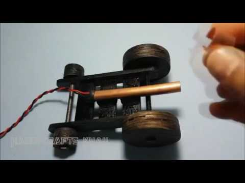 How To Make A Toy Cannon Electric Cool Youtube