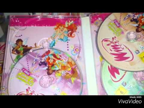 Winx club DVD review