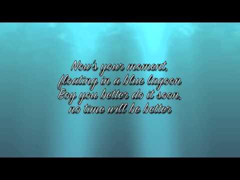 The Little Mermaid - Kiss the Girl w/ Lyrics