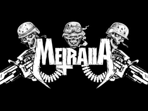 EXTINCTION - C.I.A. /cover by METRALLA MX