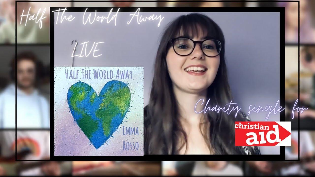Half The World Away - LIVE