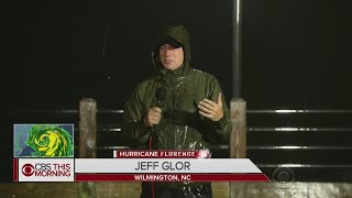 CBS News Special Report: Hurricane Florence