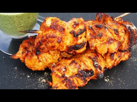Chicken Tikka   Creamy Tikka   Malai Tikka   Cooking for Youngsters   Special Recipe