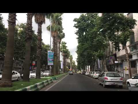 Beautiful Morning in Rasht Iran